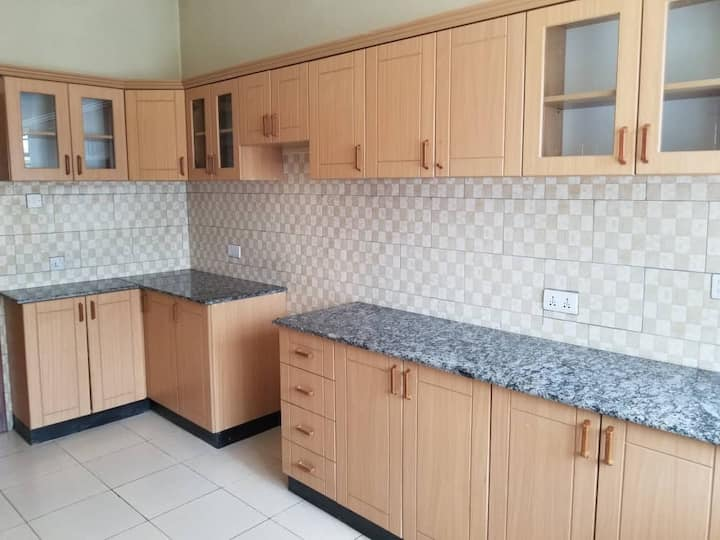 Fully furnished House for rent in Kigali