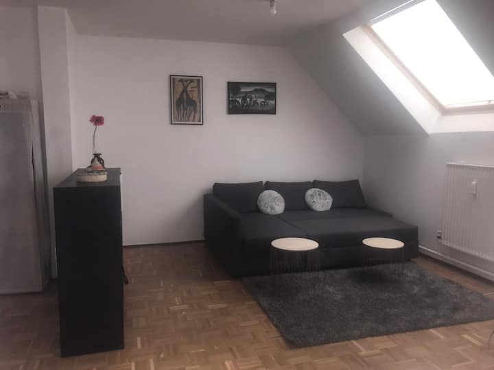 Pretty apartment in Chralottenburg-Berlin!