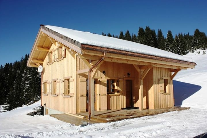 New Chalet 8p - Quiet and sunny - Morzine Avoriaz