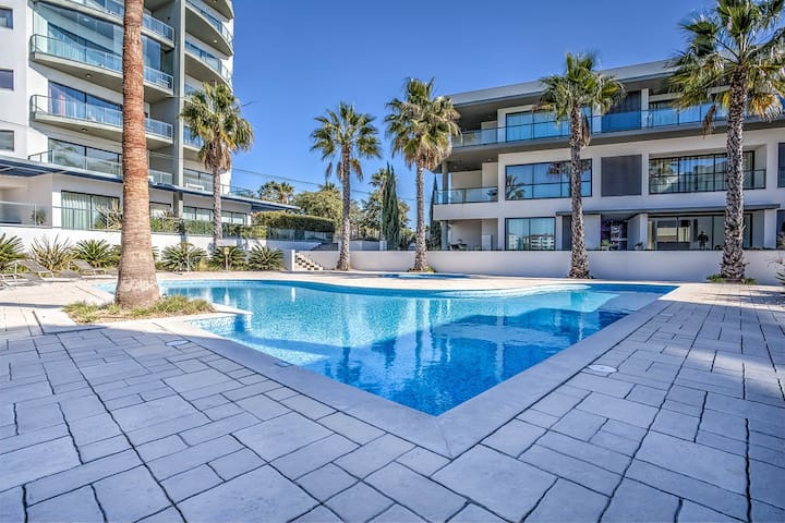 Cavalo Preto Beach Resort Apt WIFI Sea View 303B