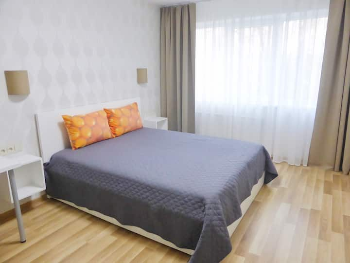 Stay in Kaunas! Brand new, 2 rooms apartment