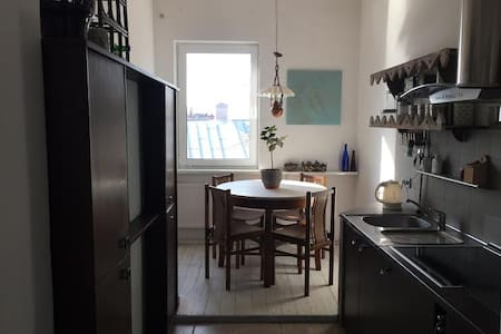 Sunny, cosy apartment in the best district