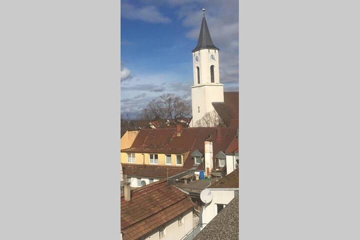 10 min vom Zentrum in geselliger WG - Freiburg im Breisgau - House