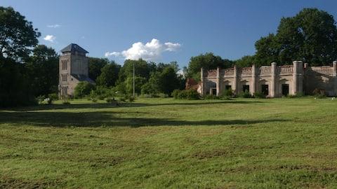 Palácio Wojtkuszki - Vaitkuskio Dvaras