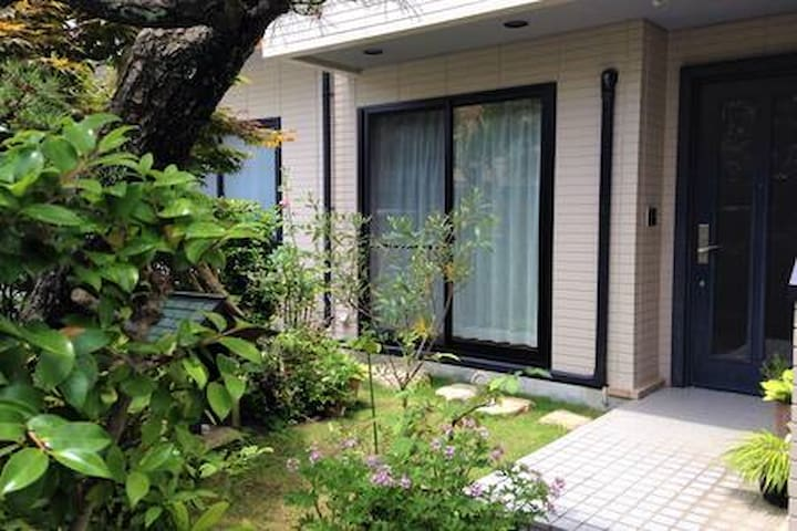 Comfortable Japan life♫Tatami room & lovely garden
