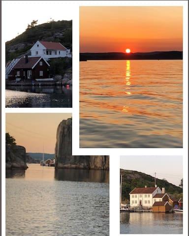 Sørlandsidyll i Ny Hellesund