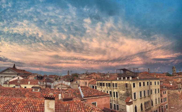 ROMANTIC VIEW PRIVATE FLAT - Venezia - Apartment