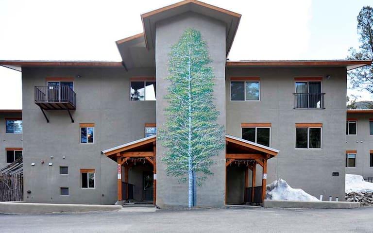 Inn at Taos Valley #24 - Taos Ski Valley - Apto. en complejo residencial