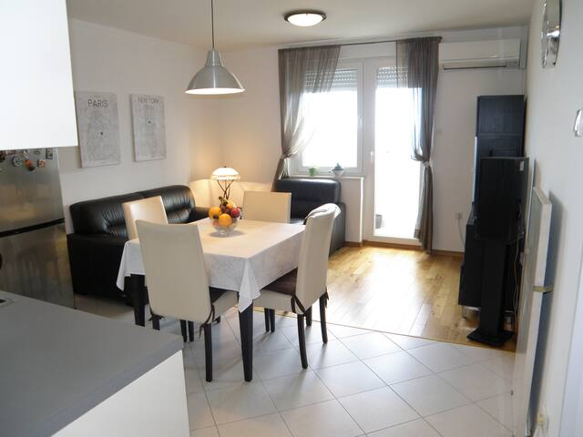 Sunny And Spatious Flat With The View - Rijeka - Flat