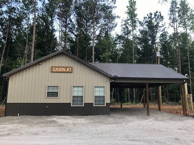 The Cabins of Lay Lake at Beeswax - Cabin #1
