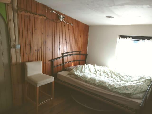 Kamer in ecologische woning - Werchter - Cabaña