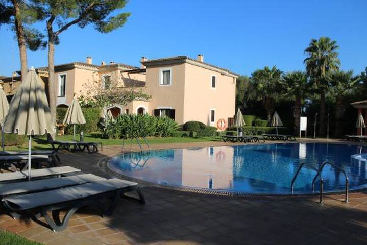 Mallorca Marriot Villa in Golf Son Antem - Llucmajor