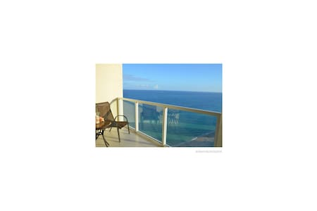 Ocean Direct Endless View 007 - Sunny Isles Beach - Apartemen