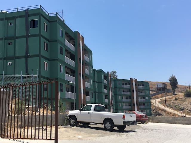 Departamento practico y bien ubicado en Tijuana.
