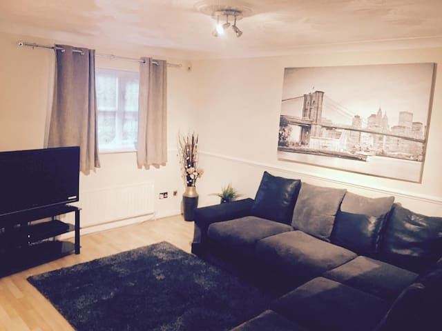 Ensuite room in central London