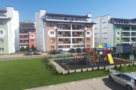Budget Studio Ciresica with free parking