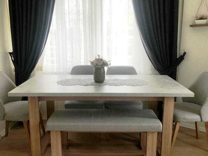 Istanbul Cozy Appartment with 2 bedrooms