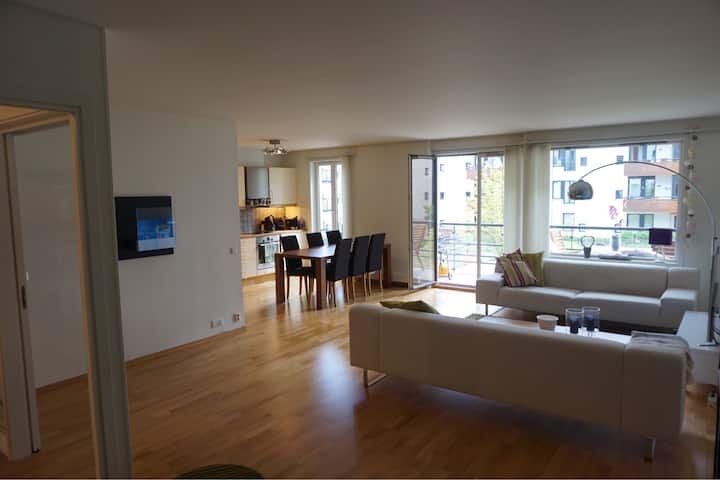 High class seaside  appartment - 7 min to centre