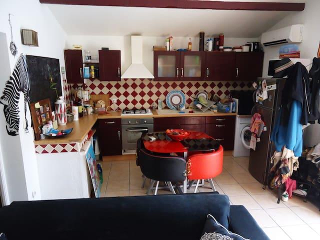 Petite maison a Salon de Provence - Salon-de-Provence - Huis