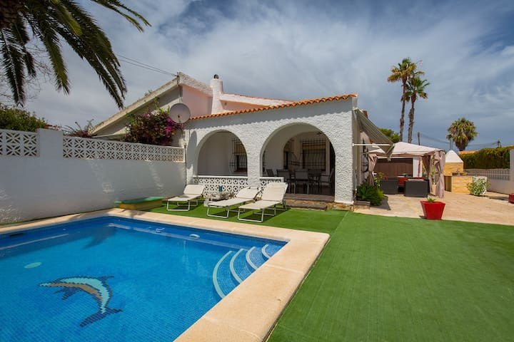 BEAUTIFUL   HOUSE  ,  POOL ,  BEACH - Torrevieja - Haus