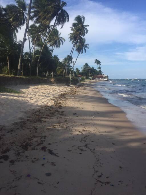 Praia de Mar Grande - Ilha de Itaparica