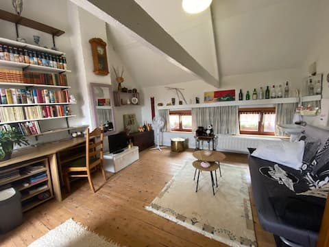 (3) Cosy room near Astridpark (max. 3 pers)