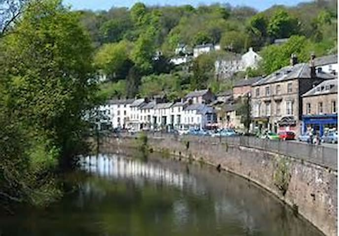 Holiday let in Historic Matlock Bath