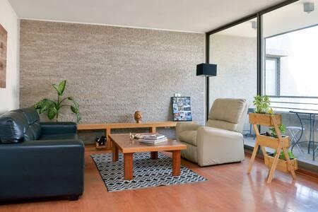 Private double room, perfect location - Las Condes