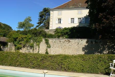 Maison anc.dans village de la Drôme - Charmes-sur-l'Herbasse - House