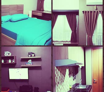 Rent Daily/Weekly apartment Depok - Beji - Flat