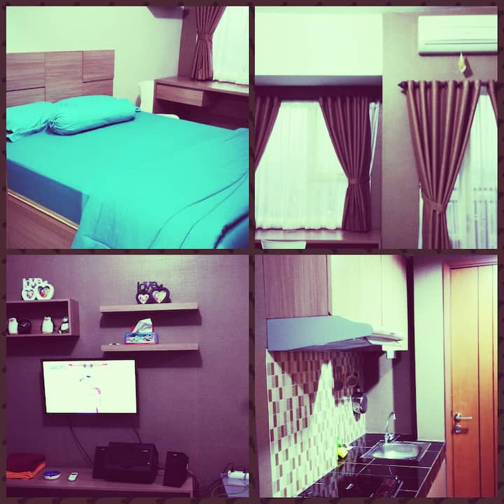 Rent Daily/Weekly apartment Depok
