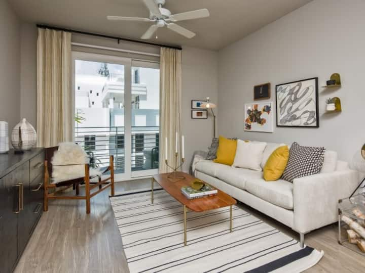 A place of your own | 1BR in Delray Beach