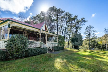 Beautiful Old World Adelaide Hills Escape