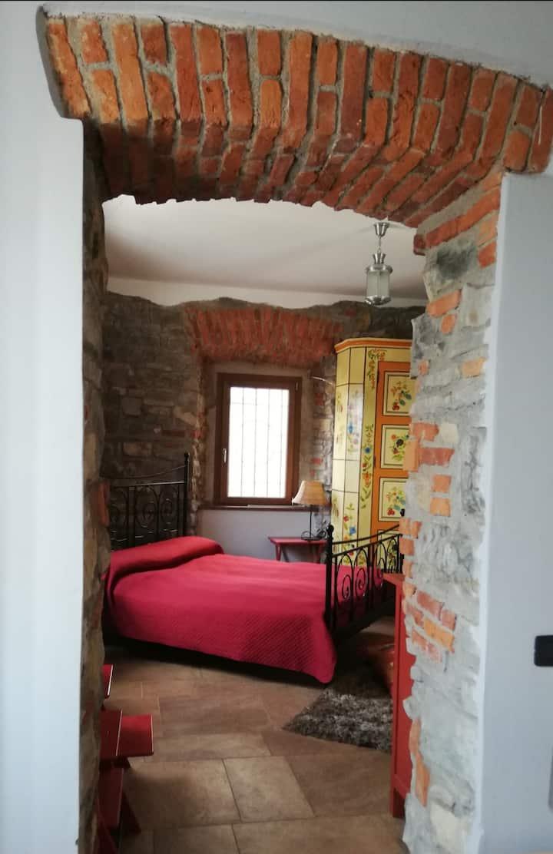 Conti Coco - appartamento in cascina lombarda