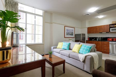 Heritage Building, perfect Brisbane CBD location - Brisbane City - 公寓
