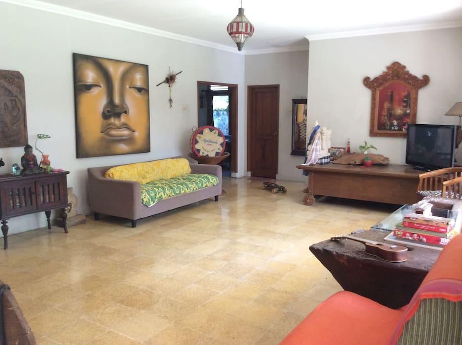 Yoga And Vipassan In Bogor City Free Breakfast Villas