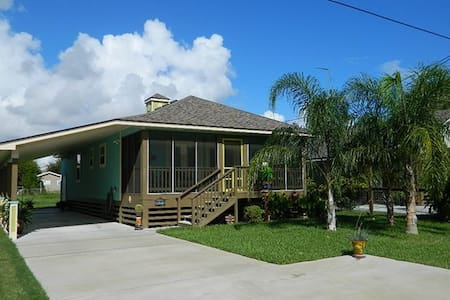 Coastal Cottage Hideaway - Rockport - Rumah