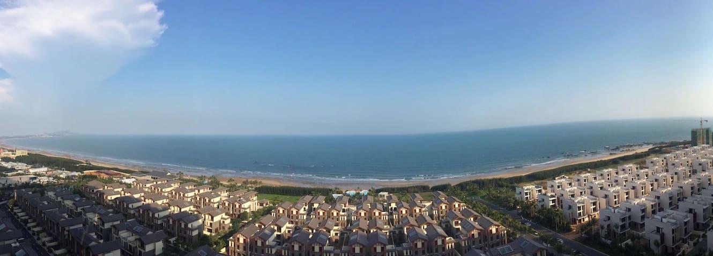湛江碧桂园鼎龙湾海之阁酒店式公寓