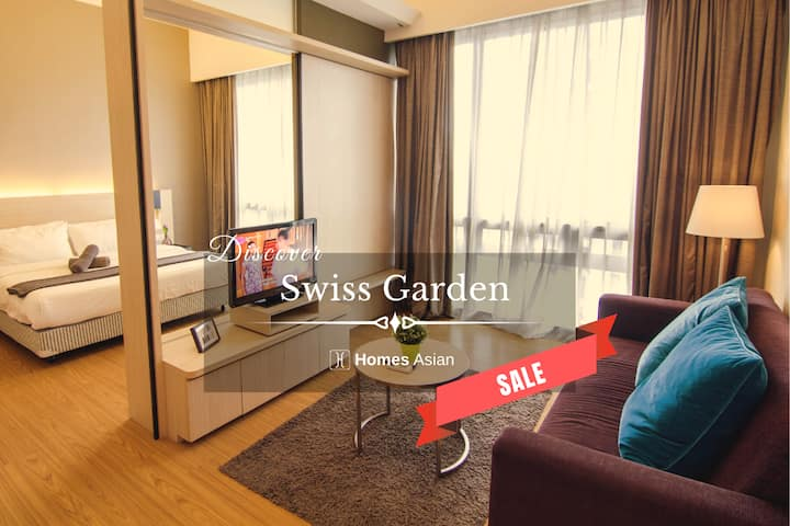Swiss Garden by Homes Asian - Deluxe Suite. S198