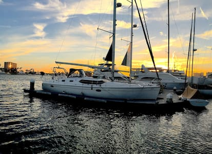 Stay on Lani Kai! A Beautiful 45' Sailboat - Newport Beach - Bateau