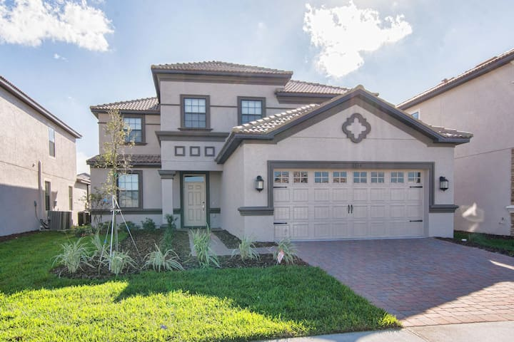 1514 Rolling Fairway Dr - Champions Gate - House