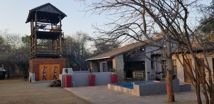 Indaba Kruger Safari Studio Apartment (private)