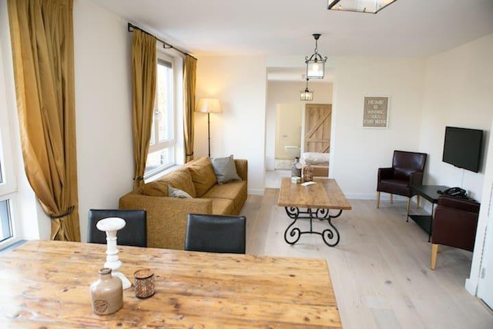 Ruim, Comfortabel, dicht bij centrum en natuur - Valkenburg - Apartamento
