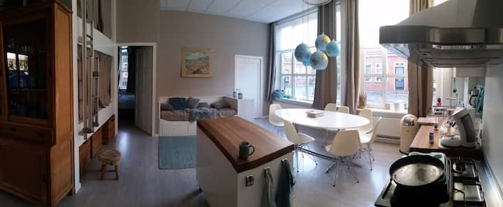 Leeuwarden Pilgrimsguesthouse  Jabixhûs Room A