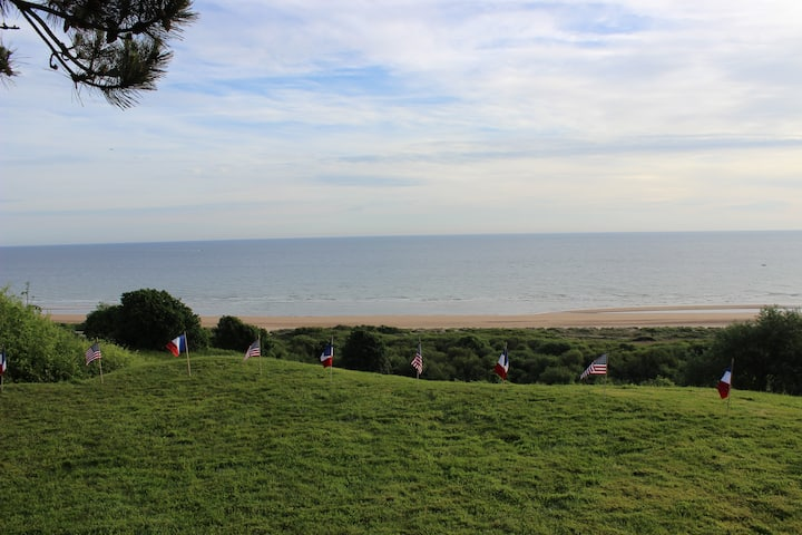 NORMANDY 280 m², 5 chambres, Golf et mer, Plages