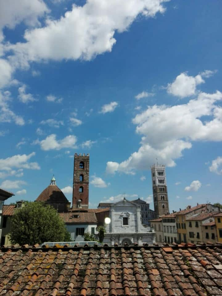 Appartamento, in centro storico , vista cattedrale