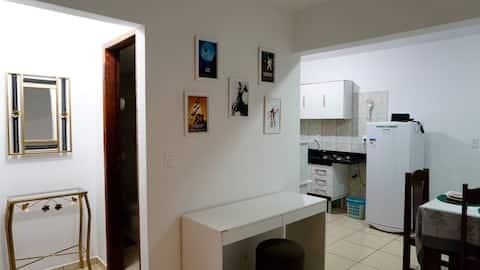 Apartamento completo na região central Cascavel