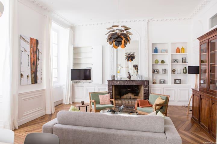 Appartement magnifique et luxurieusement décoré