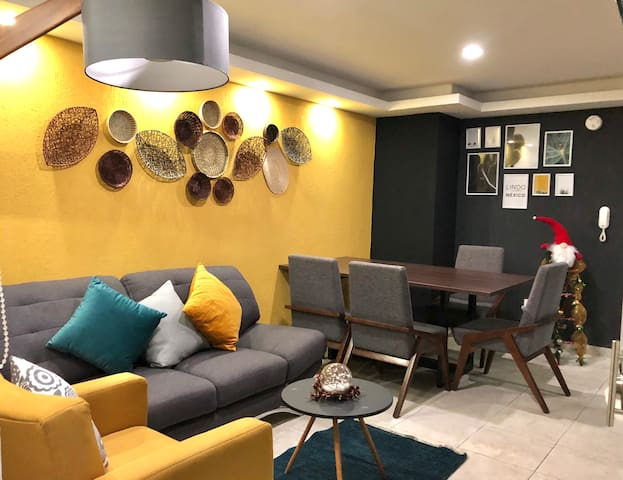 Cozy apartment in Tlaquepaque - Relax Only