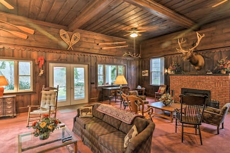 Cozy Wilcox Home on East Branch of Clarion River!